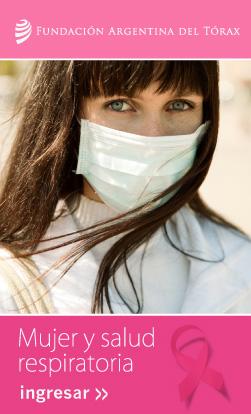 Mujer y salud respiratoria